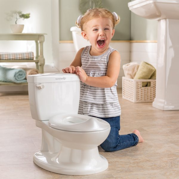 Have fun Potty Training with My Size Potty