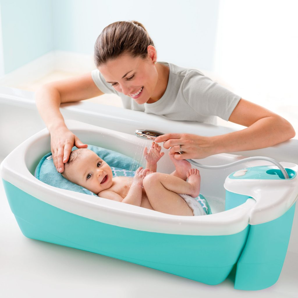 LIL\' LUXURIES WHIRLPOOL, BUBBLING SPA & SHOWER - Summer Infant baby ...