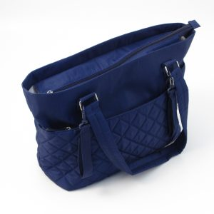 78606_Quilted Tote Bag Blue_HiRes_Product