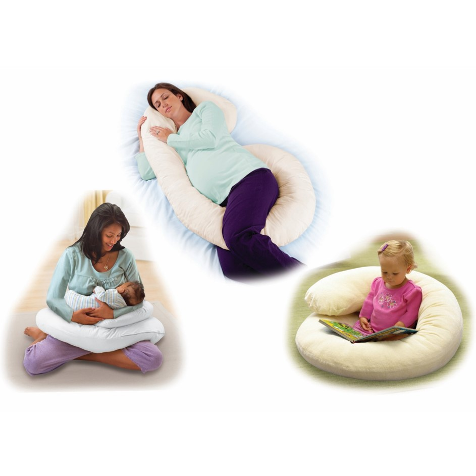 Ultimate Comfort Body Pillow Summer Infant Baby Products