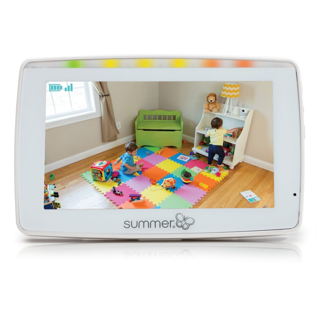 wide view 2 0 duo digital video baby monitor. Black Bedroom Furniture Sets. Home Design Ideas