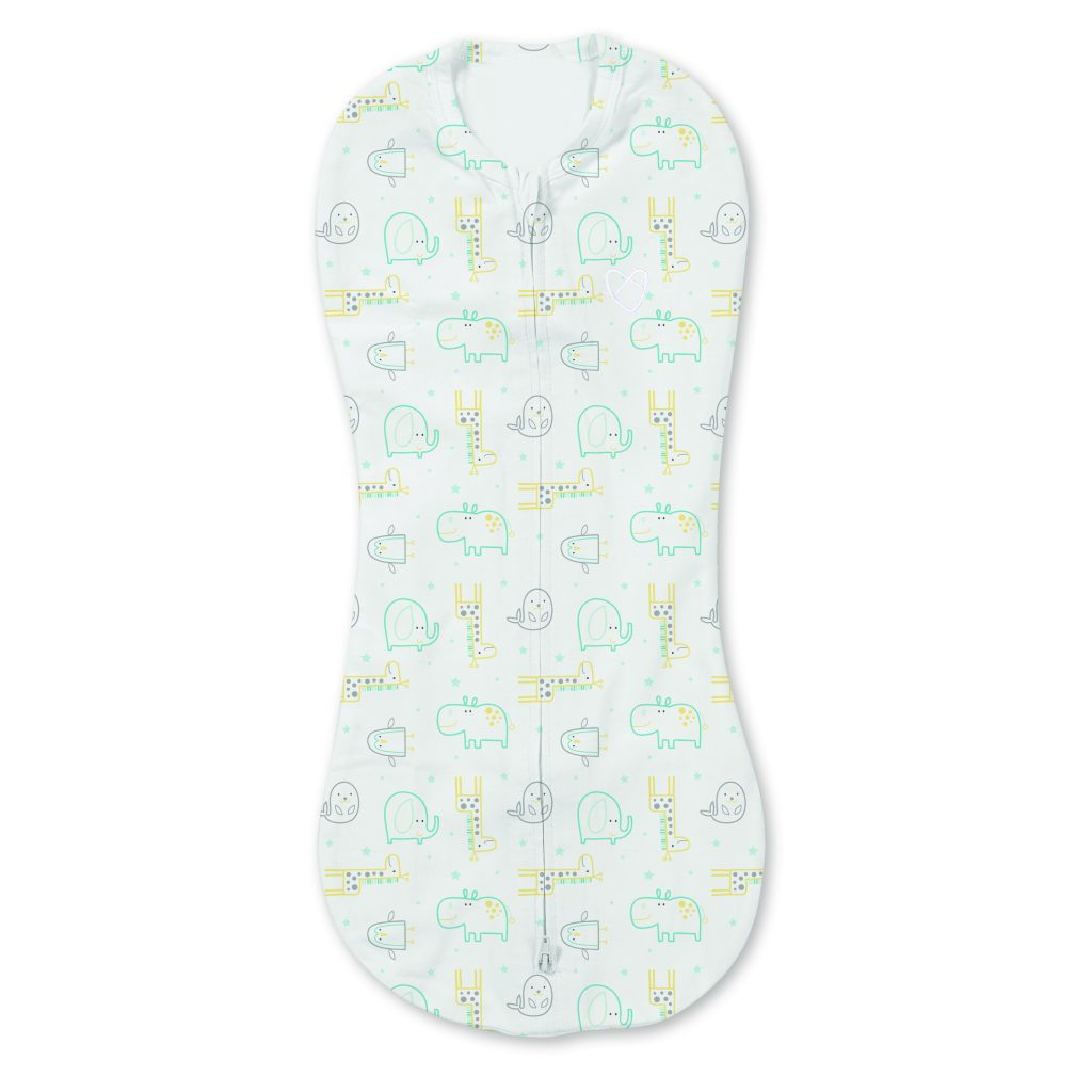 Swaddle Pod Zoo 1pk Summer Infant Baby Products