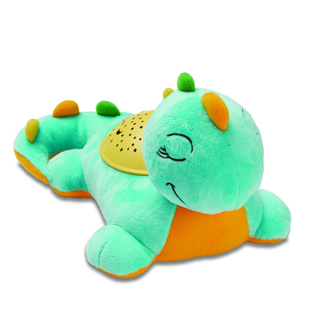 Slumber Buddies 174 Deluxe Dippy The Dino Summer Infant