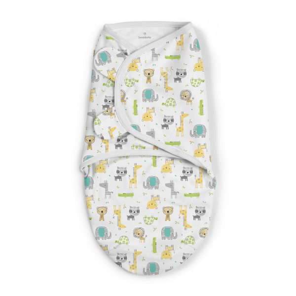55646_Safari Excursion SwaddleMe 1pk_Silo1